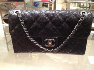 Chanel Black CC Crave Medium Bag