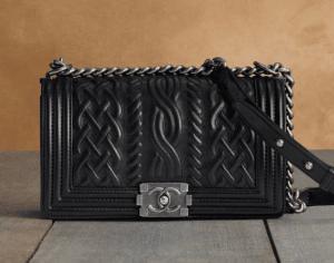 Chanel Boy Celtic Flap Medium Bag