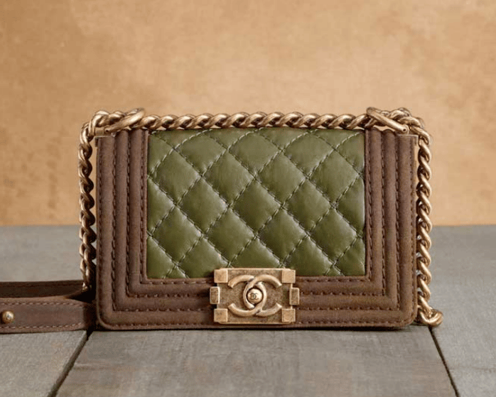 25ac0b73c88a Chanel Pre-Fall 2013 Bag Collection