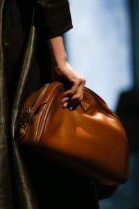 Prada Tan Clutch Bag - Fall 2013