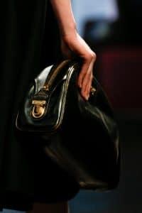 Prada Black Clutch Bag - Fall 2013