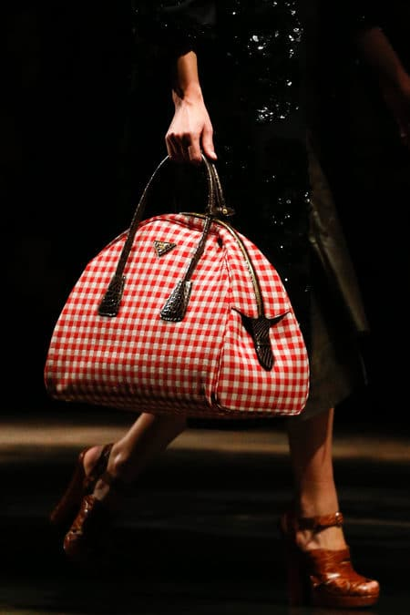 Prada Fall 2013 Bag Collection | Spotted Fashion