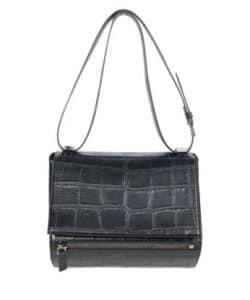 Givenchy Black Pandora Box Coconut Bag