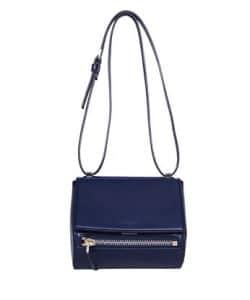 Givenchy Blue Pandora Box Mini Bag