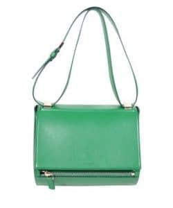 Givenchy Green Pandora Box Bag