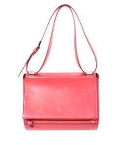 Givenchy Red Pandora Box Bag