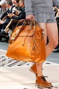 Louis Vuitton Brown Oversized Bag - Spring 2014