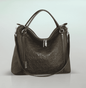 Louis Vuitton Chocolate Monogram Antheia Leather Ixia PM Bag