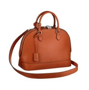 Louis Vuitton Clementine Alma PM Taurillon Bag
