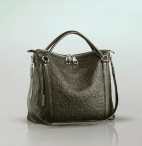 Louis Vuitton Green Monogram Antheia Leather Ixia PM Bag