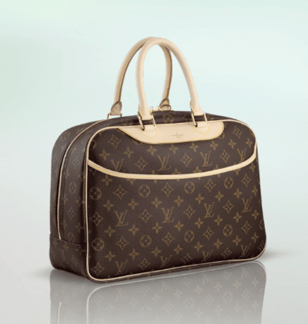 fa3fe2275a06 Louis Vuitton Deauville Bag Reference Guide