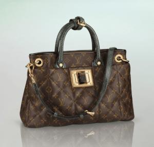Louis Vuitton Monogram Etoile Exotique MM Tote Bag