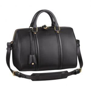 Louis Vuitton Noir SC PM Veau Cachemire Bag