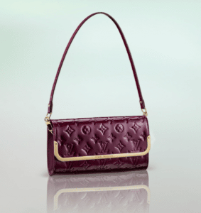 Louis Vuitton Rouge Fauviste Rossmore MM Bag