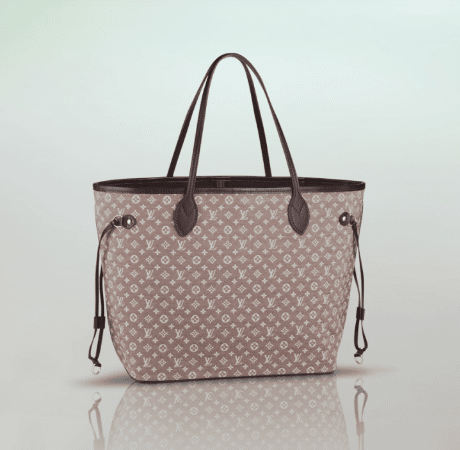 Louis Vuitton Sepia Monogram Idylle Neverfull MM Bag