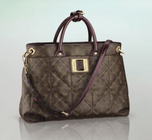 Louis Vuitton Violet Monogram Etoile Exotique Tote Bag
