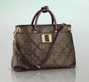 Louis Vuitton Violet Monogram Etoile Exotique Tote Bag