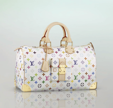 Louis Vuitton Monogram Multicolore Alma Pm Bag