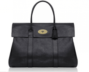 Mulberry Black Picadilly Bag 1