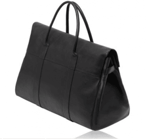 Mulberry Black Picadilly Bag 2