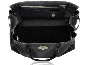 Mulberry Black Picadilly Bag 3