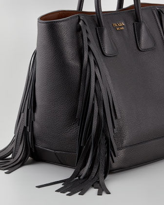 prade bag - black prada bag