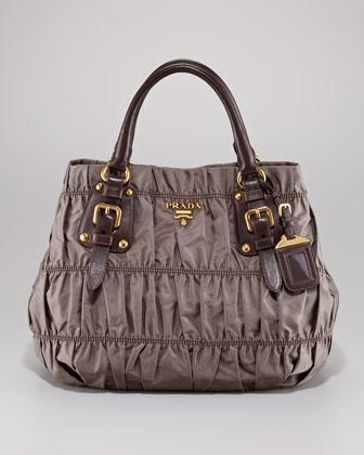 prada ostrich bag price - Prada Gaufre Bag Reference Guide | Spotted Fashion