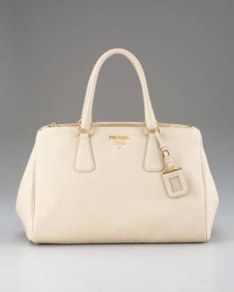 prada tote handbags - Prada Cervo Bag Reference Guide | Spotted Fashion