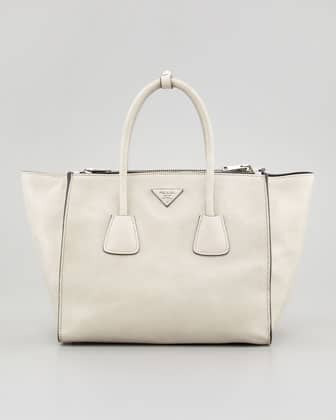 0886101d929b90 Prada Twin Pocket Tote Bag Reference Guide | Spotted Fashion