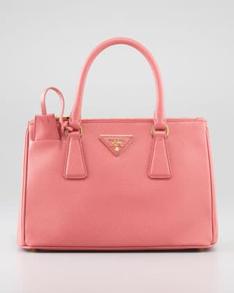 prada pink purse