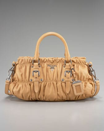 Prada Gaufre Bag Reference Guide | Spotted Fashion