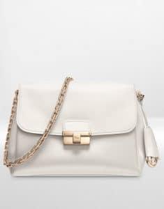 Dior Diorling Flap Bag