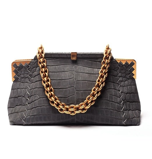 Borse Bottega Veneta 2013 : Bottega veneta fall bag collection spotted fashion