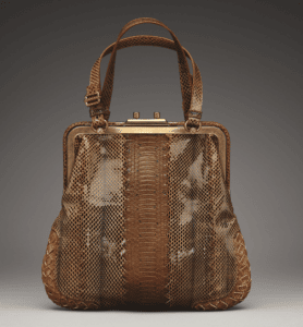 Bottega Veneta Kari Ayers Stingray Bag - Fall 2013