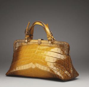 Bottega Veneta Kari Cocco Glace Bag - Fall 2013