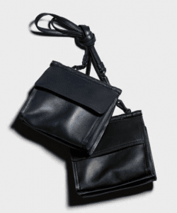 Bottega Veneta Prusse/Nero Bretagne Bag