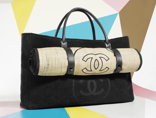 Chanel Limited Edition St. Tropez Beach Bag – Spotted Fashion