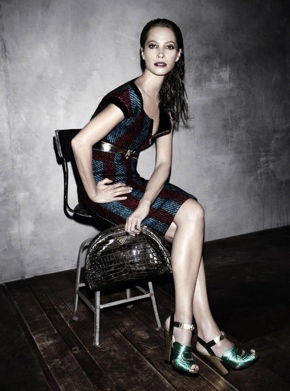 Prada Fall/Winter 2013 Ad Campaign | Spotted Fashion