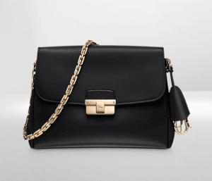 Dior Black Diorling Small Bag