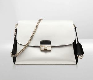 Dior Latte and Black Diorling Bag