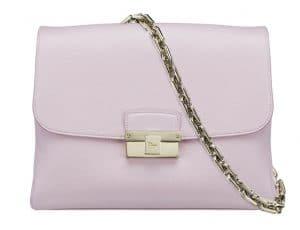 Dior Light Pink Diorling Large Bag