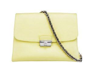 Dior Yellow Diorling Small Bag