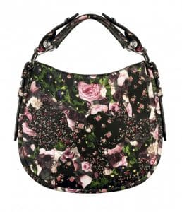 GIvenchy Roses Camouflage Print Obsedia Small Bag