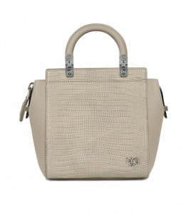 Givenchy Beige Smooth Tejus-Style HDG Mini Bag