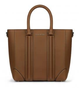 Givenchy Brown Lucrezia Small Shopping Bag