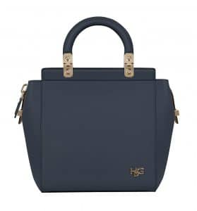 Givenchy Deep Blue Mat House De Givenchy Small Bag