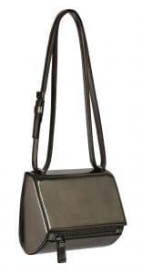 Givenchy Gun Metal Pandora Box Small Bag