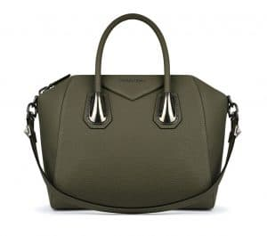 Givenchy Light Khaki with Metal Hardware Antigona Small Bag