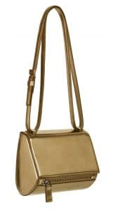 Givenchy Pale Gold Pandora Box Small Bag