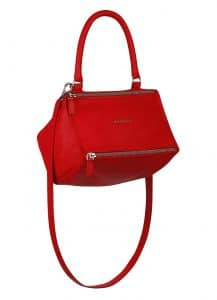 Givenchy Red Pandora Small Bag